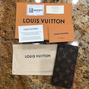 Louis Vuitton iPhone 7/8 Plus Folio